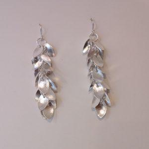 Ohrgehänge Silber