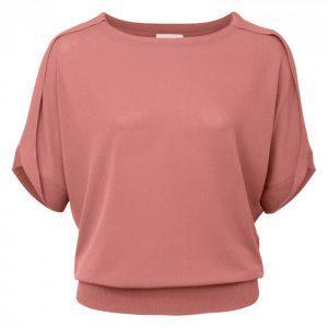 Pullover mit weiten kurzen Ärmeln