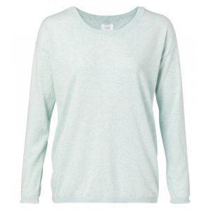 Pullover mit Zierknöpfen