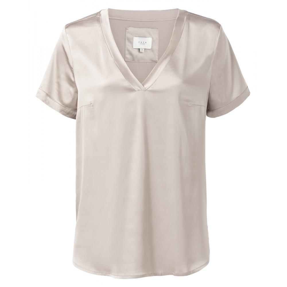 t-shirt-aus-satin-mit-offenen-kanten-am-ausschnitt-4