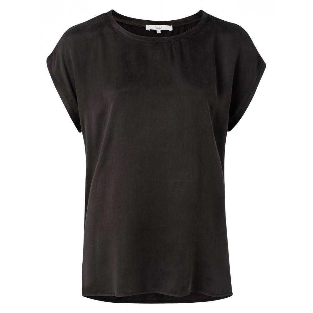 t-shirt-aus-mischgewebe-mit-rundsaum-1