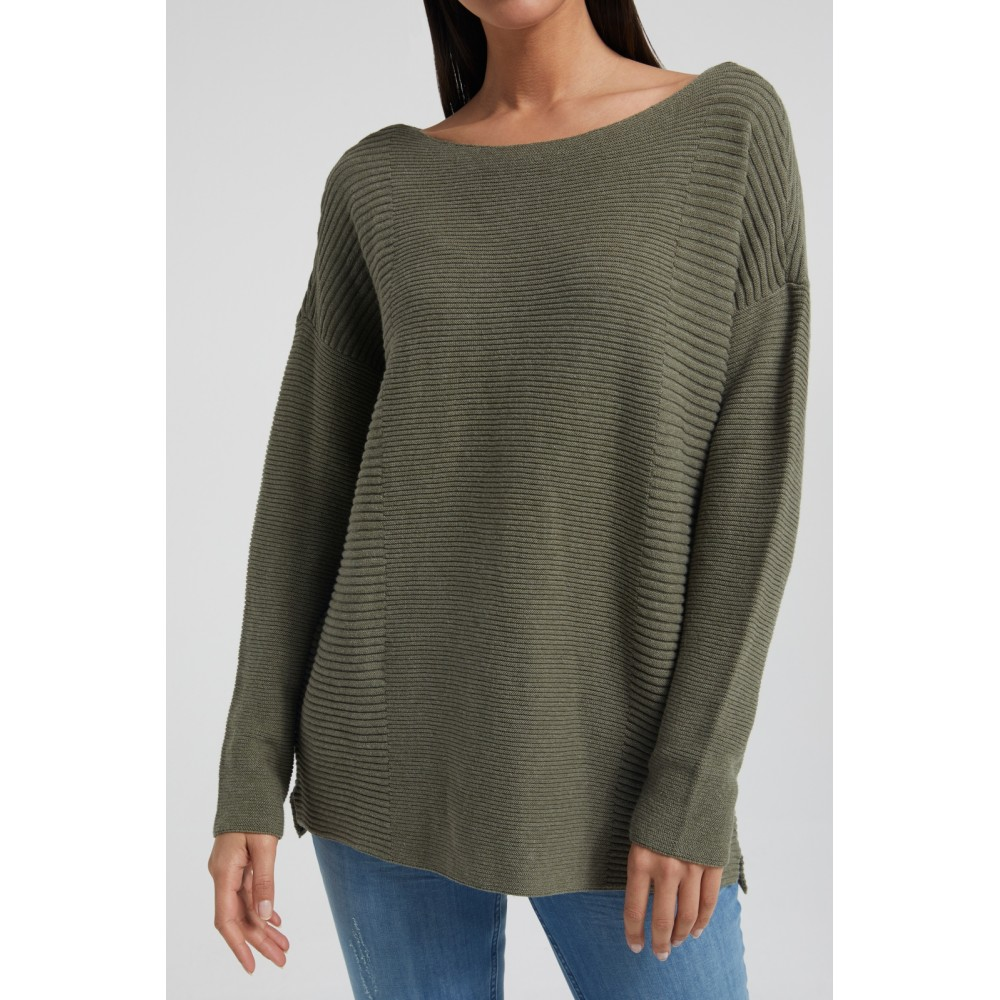 pullover-aus-baumwolle-mit-kleinen-seitenschlitzen