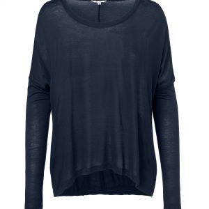 Basic Shirt mit langen Ärmeln