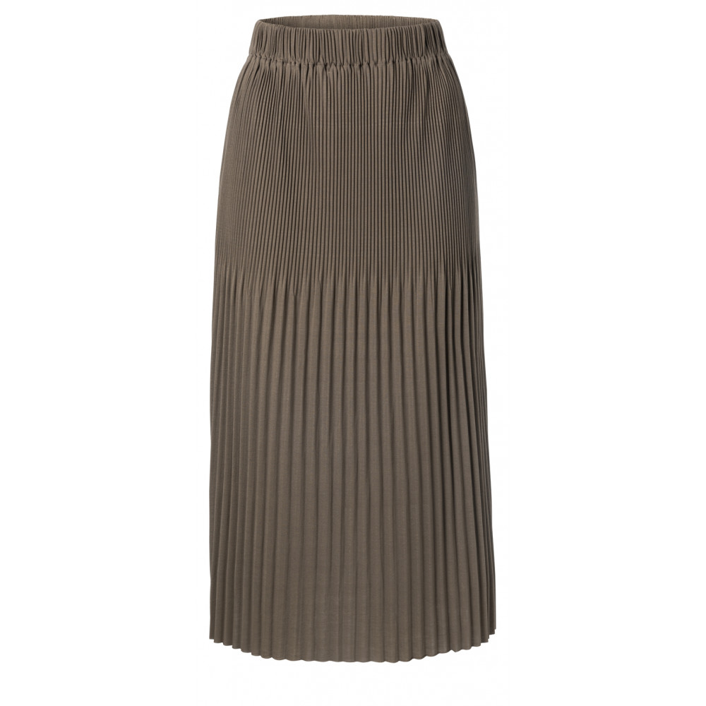 jersey-midi-skirt-with-pleats