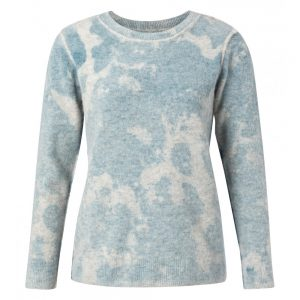 Pullover mit inside out print