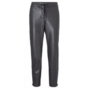 Faux leather Hosen