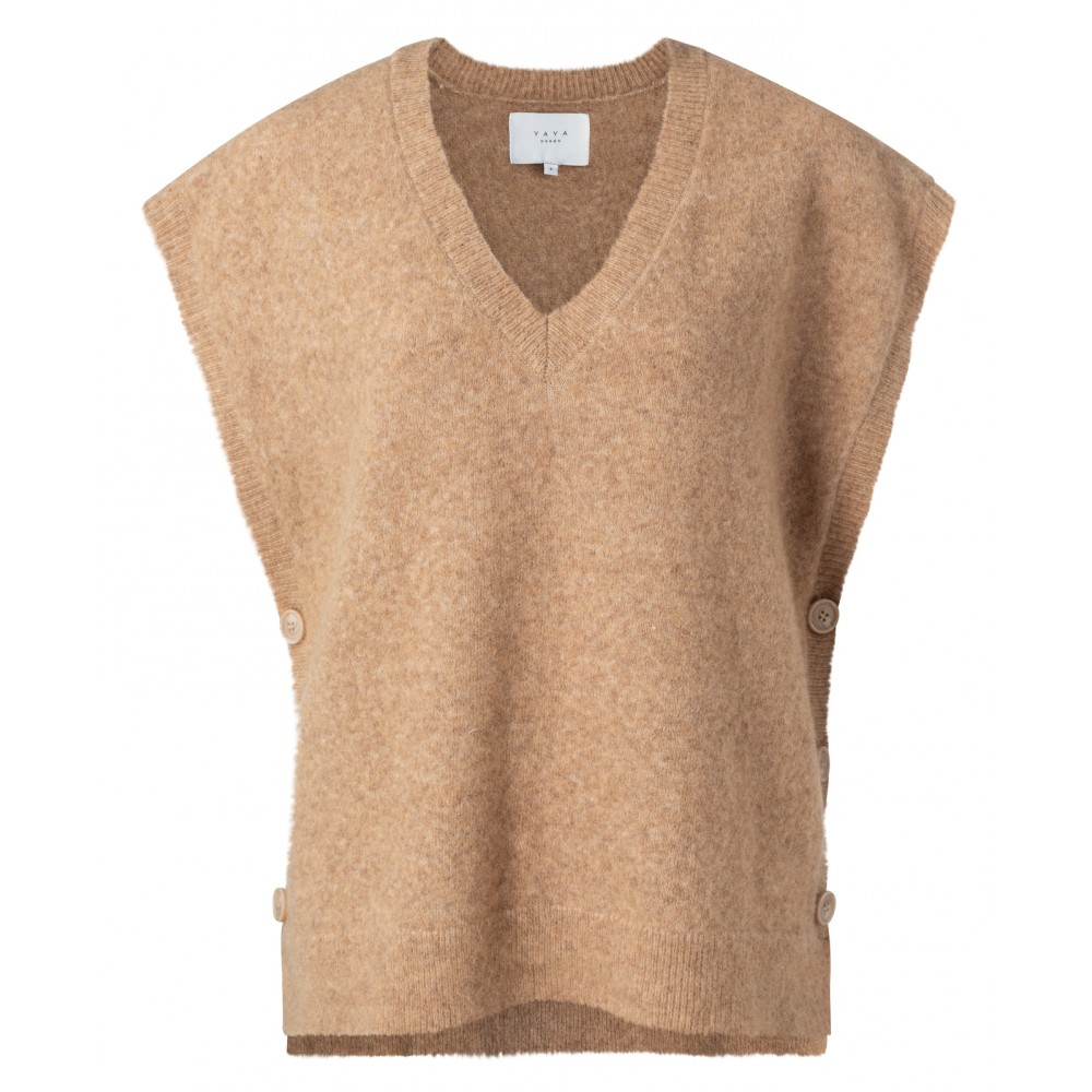 wool-blend-sleeveless-sweater-with-buttons