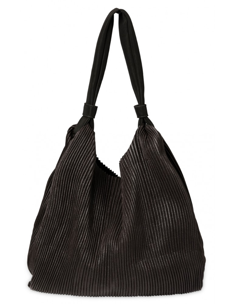 shiny-pleated-bag