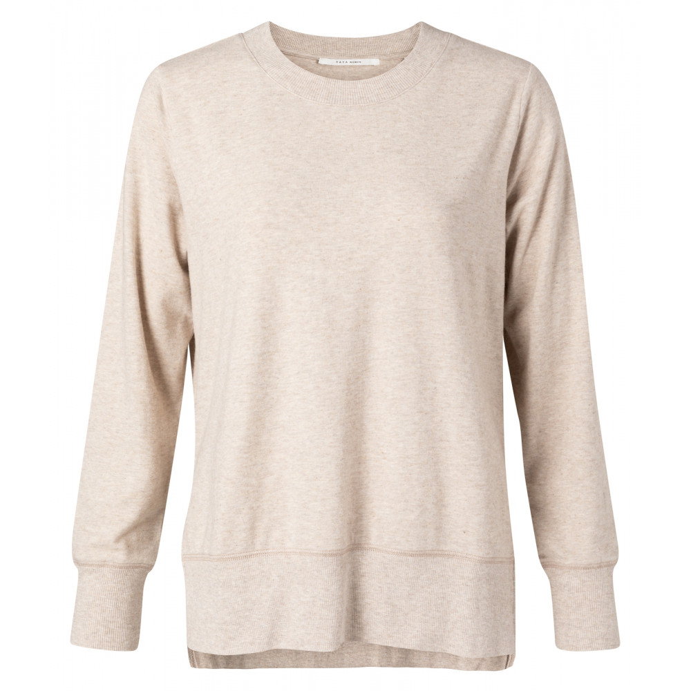 brushed-sweater-with-slits