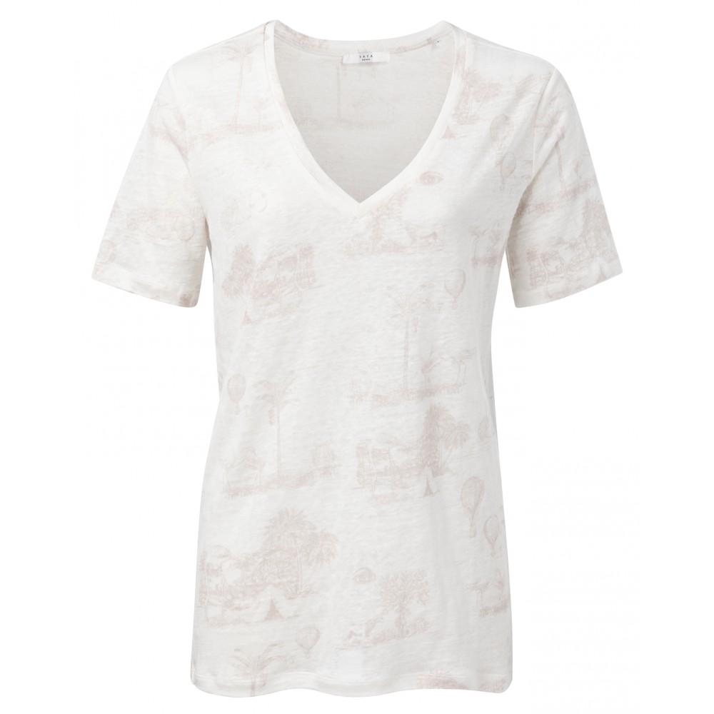t-shirt-aus-leinen-mit-printmotiv