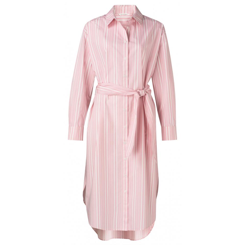 printed-maxi-poplin-shirt-dress-with-stripe-in-cotton