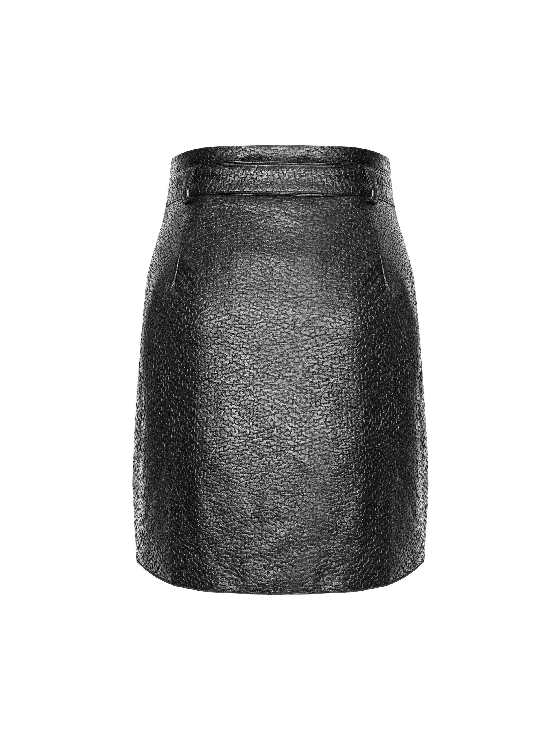 6610-20 – Fille Skirt – 000 Black – Extra 1