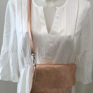 Kleine rosa Tasche